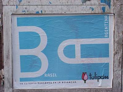 Argentinean condom add