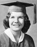 Janis Joplin: 1960, senior year Thomas Jefferson High School in Port Arthur, Texas.