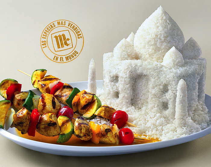 Creative food ads 22 funnyemails for Creation cuisine